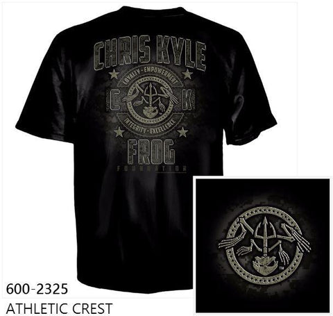 CKFF Athletic Crest T-Shirt