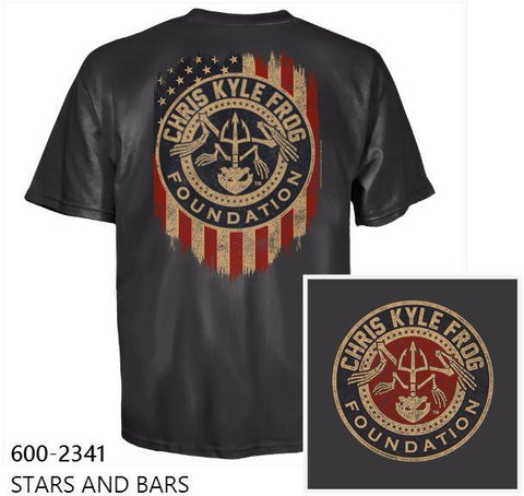 CKFF Stars and Bars T-Shirt