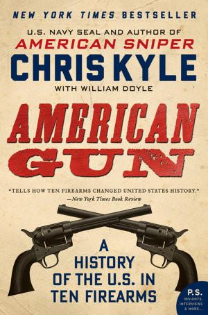 American Gun by Chris Kyle - Hard Cover Books Chris Kyle Frog Store