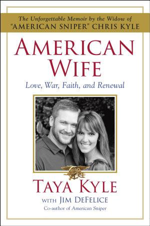 American Wife by Taya Kyle - Hard Cover Books Chris Kyle Frog Store