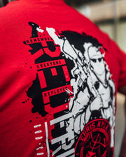 CKFF Deployed T-Shirt - Red