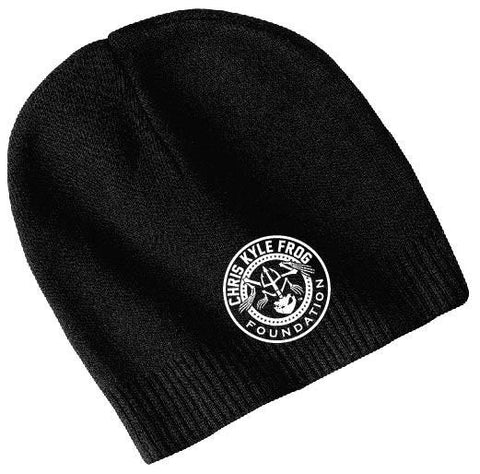 CKFF - Foundation Beanie - Black