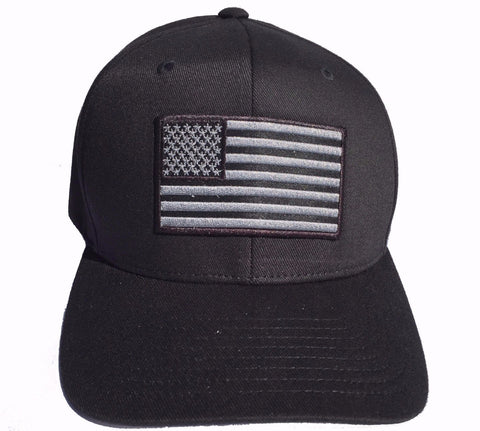 Flex-Fit Flag - Black