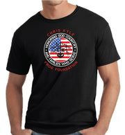 CKFF Honor Flag Men's T-Shirt T-shirt Chris Kyle Frog Store
