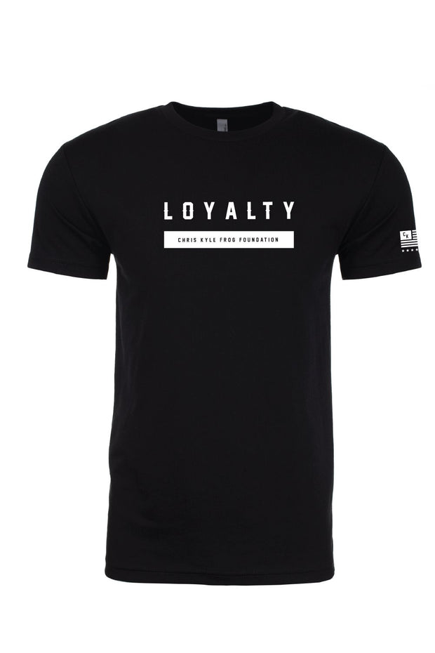 Loyalty Mission Collection T-Shirt T-shirt Chris Kyle Frog Store