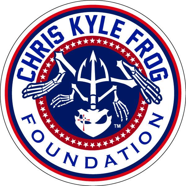 "CKFF - Full Color Decal - 4"" Decal Chris Kyle Frog Store"