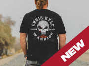 CK Warrior - Freedom Protector T-shirt Stitches Ink