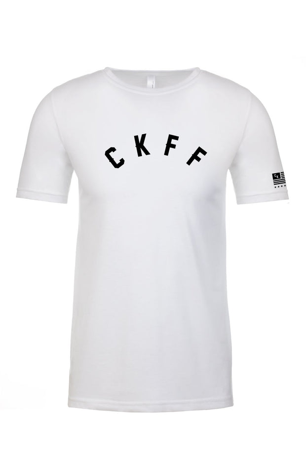 Men's CKFF Curved T-Shirt T-shirt Chris Kyle Frog Store