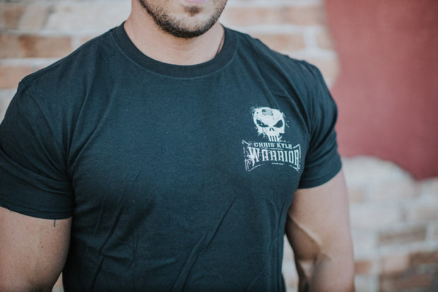 Licensed CHRIS KYLE Frog Foundation Ink of Freedom T-Shirt S-3XL NEW