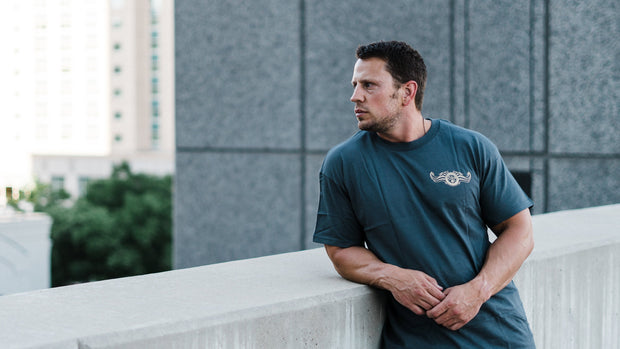 CKFF Epic Flag T-Shirt T-shirt Chris Kyle Frog Store