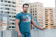 CKFF Patriot Men's T-Shirt