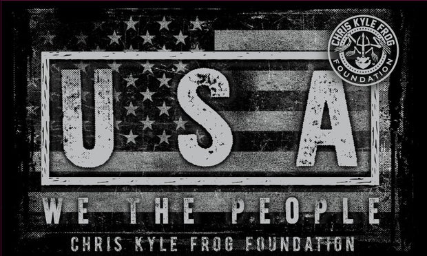 We the People Decal Decal Chris Kyle Frog Store