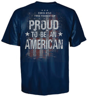 Proud To Be An American T-shirt Chris Kyle Frog Store