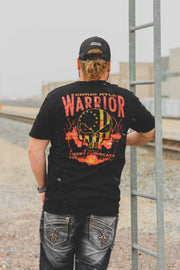 CK Warrior - Ring of Fire T-Shirt T-shirt Stitches Ink