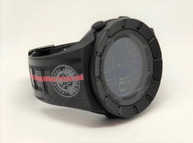 CKFF - Red Line Flag Rockwell Watch Watch Chris Kyle Frog Store