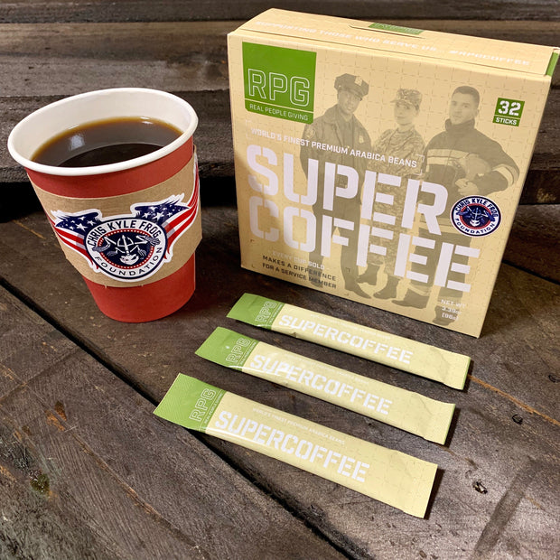 Box of RPG Coffee - 32 Sticks Coffee Chris Kyle Frog Store