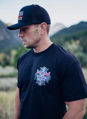 CKFF Fire Fighter T-Shirt T-shirt Chris Kyle Frog Store