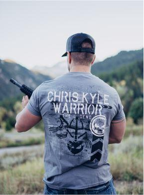 CK Warrior - Legendary Warrior - T-Shirt T-shirt Club Red