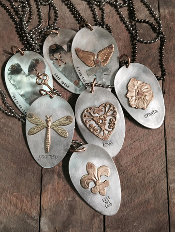 Spoon Pendants