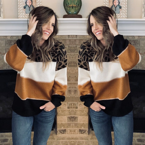 The Pierson Sweater