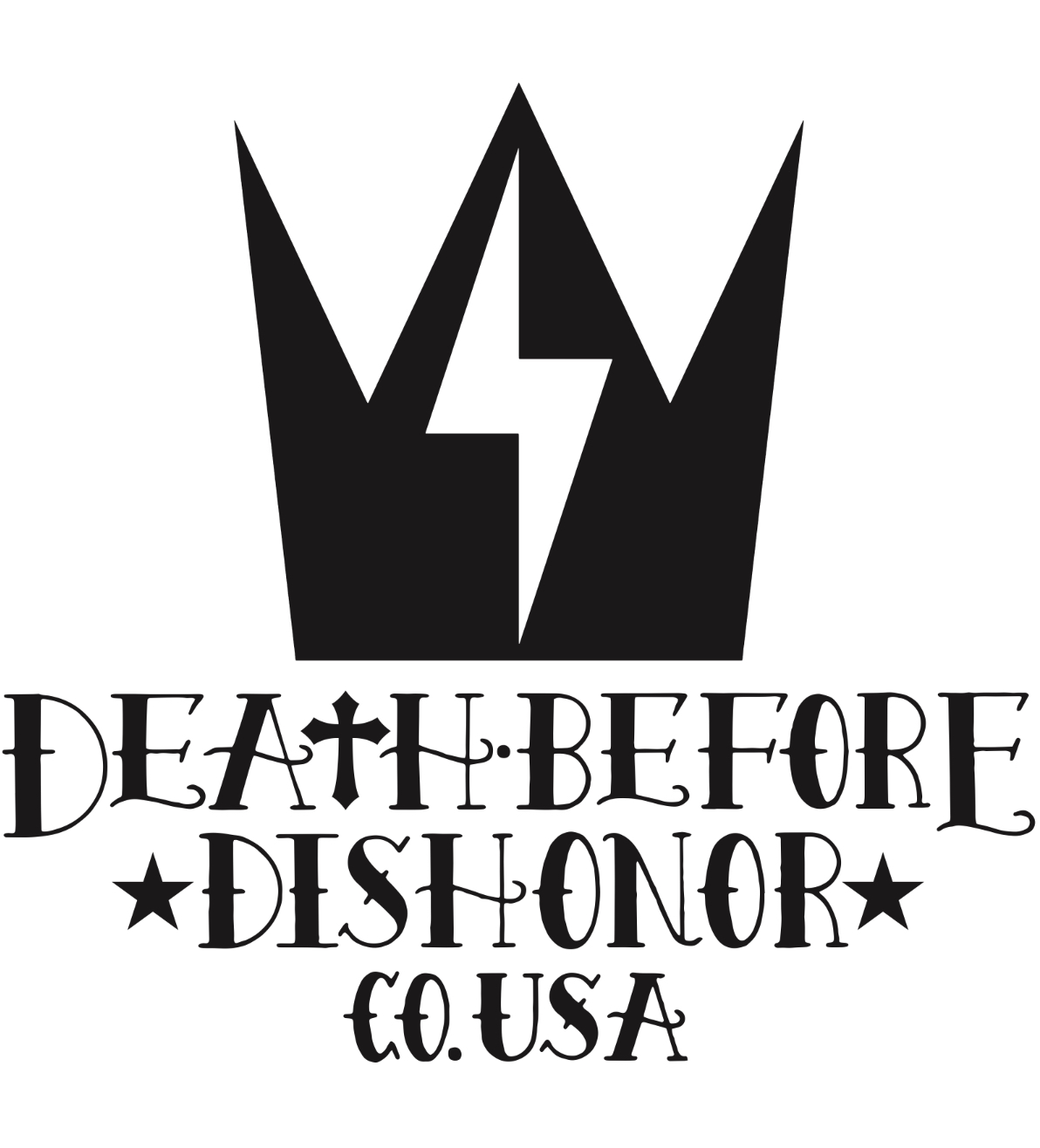 DEATH BEFORE DISHONOR CO. USA