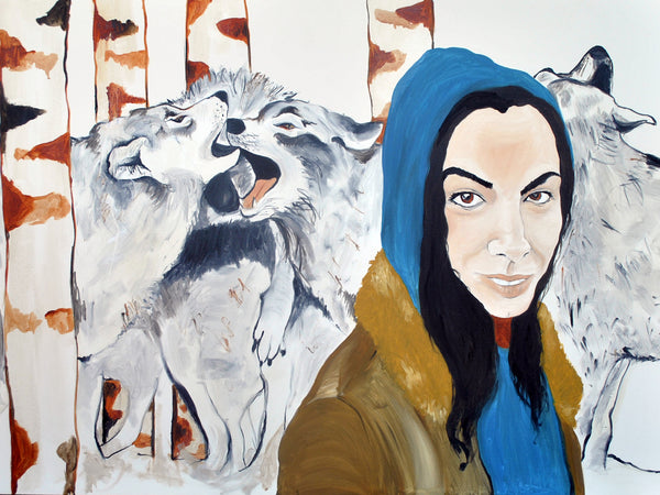 RITA BOLLA // WILD THINGS II: RITA AND THE WOLVES