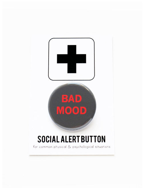 WORD FOR WORD  // BAD MOOD PIN
