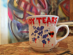 EMILY HILLBURG // BOY TEARS TEACUP