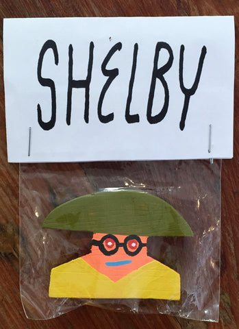 ADDISON EATON // SHELBY BROOCH