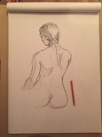 Life Drawing Nights!