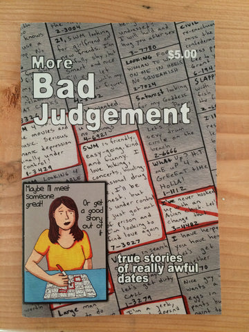 MORGAN KESSLER // MORE BAD JUDGEMENT