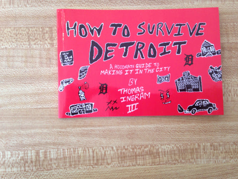 SHOOT DOPE SPOT // HOW TO SURVIVE DETROIT; HOODRATS SURVIVAL GUIDE