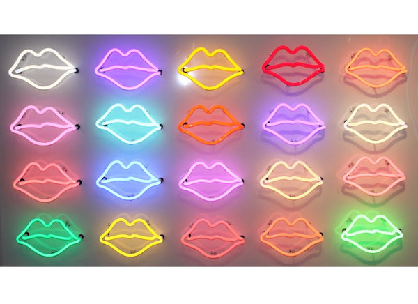 Katherine Anne Good // 20 Neon Lips