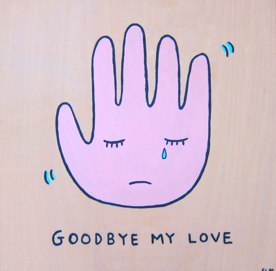 STACY MICHELSON // GOODBYE MY LOVE