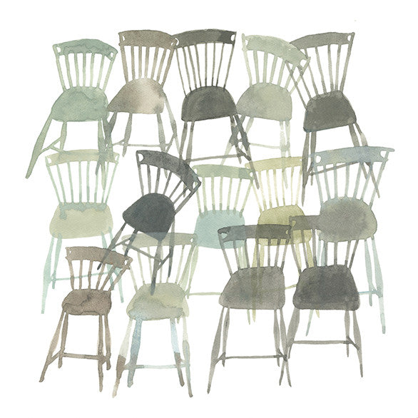 ASHLEY MISTRIEL // REAL CHAIRS