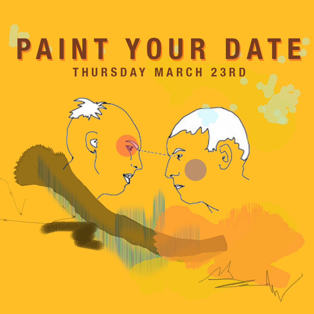 PAINT YOUR DATE