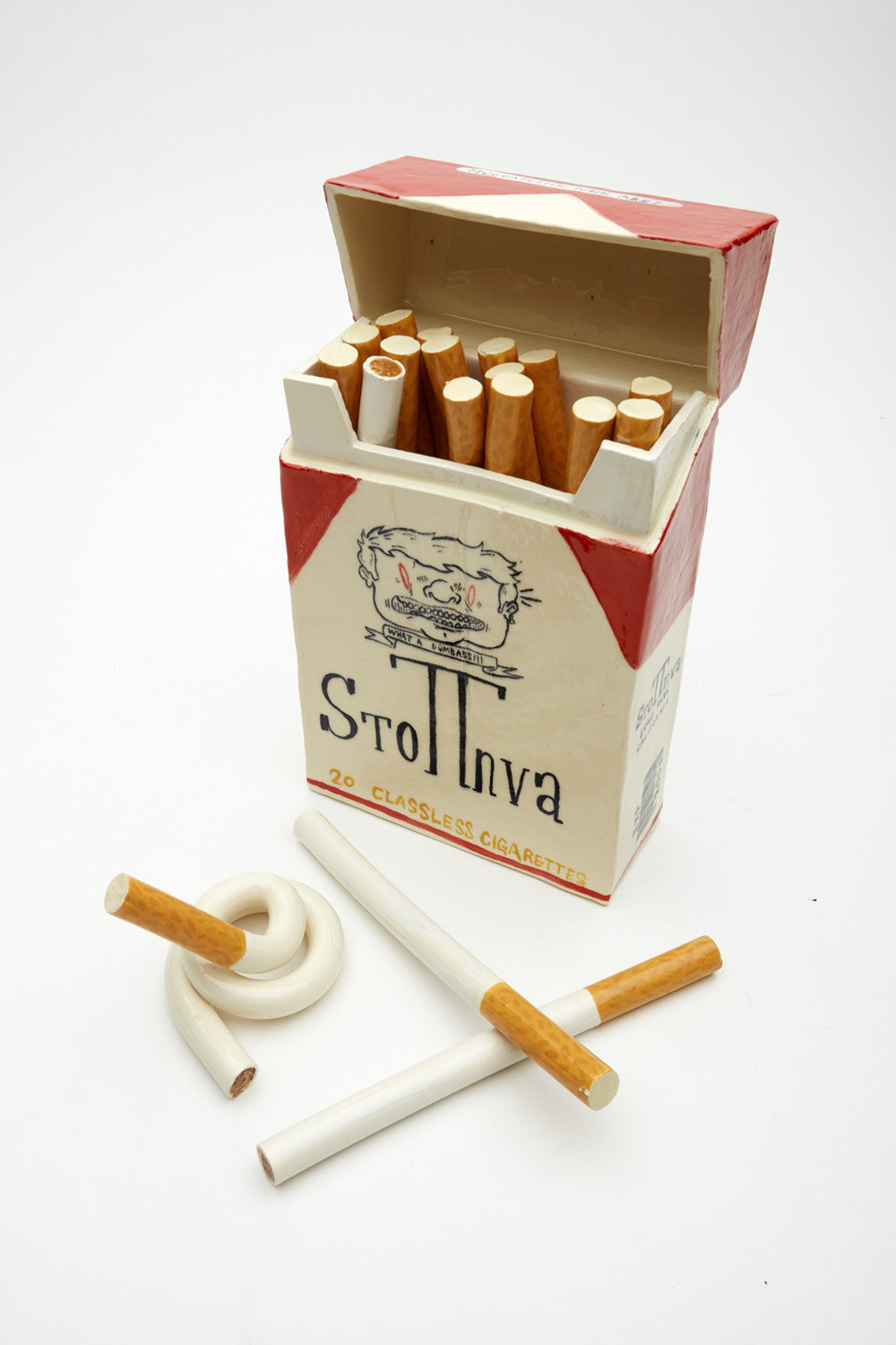 STOTTNVA // SMOKER PACK
