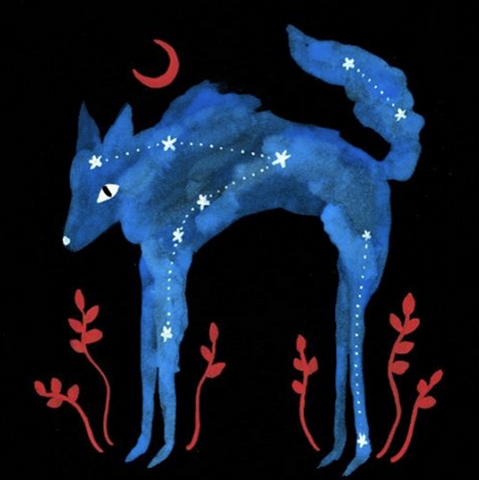 MOLLY PURCELL // BLOOD WOLF MOON