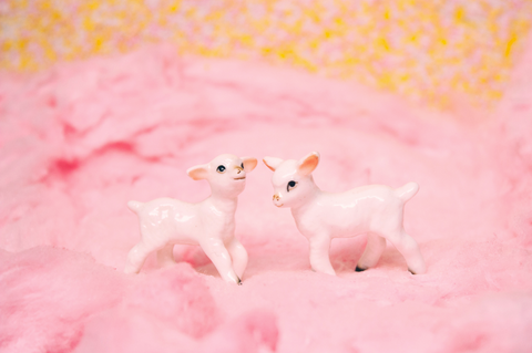 TINY DEER // CANDY LAMBKINS