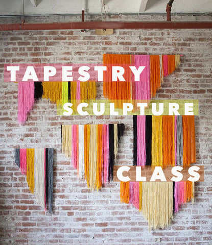 TAPESTRY WORKSHOP