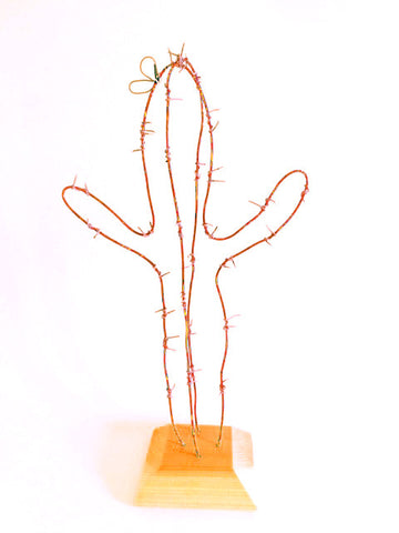 NEW! CACTI SCULPTURE WORKSHOP