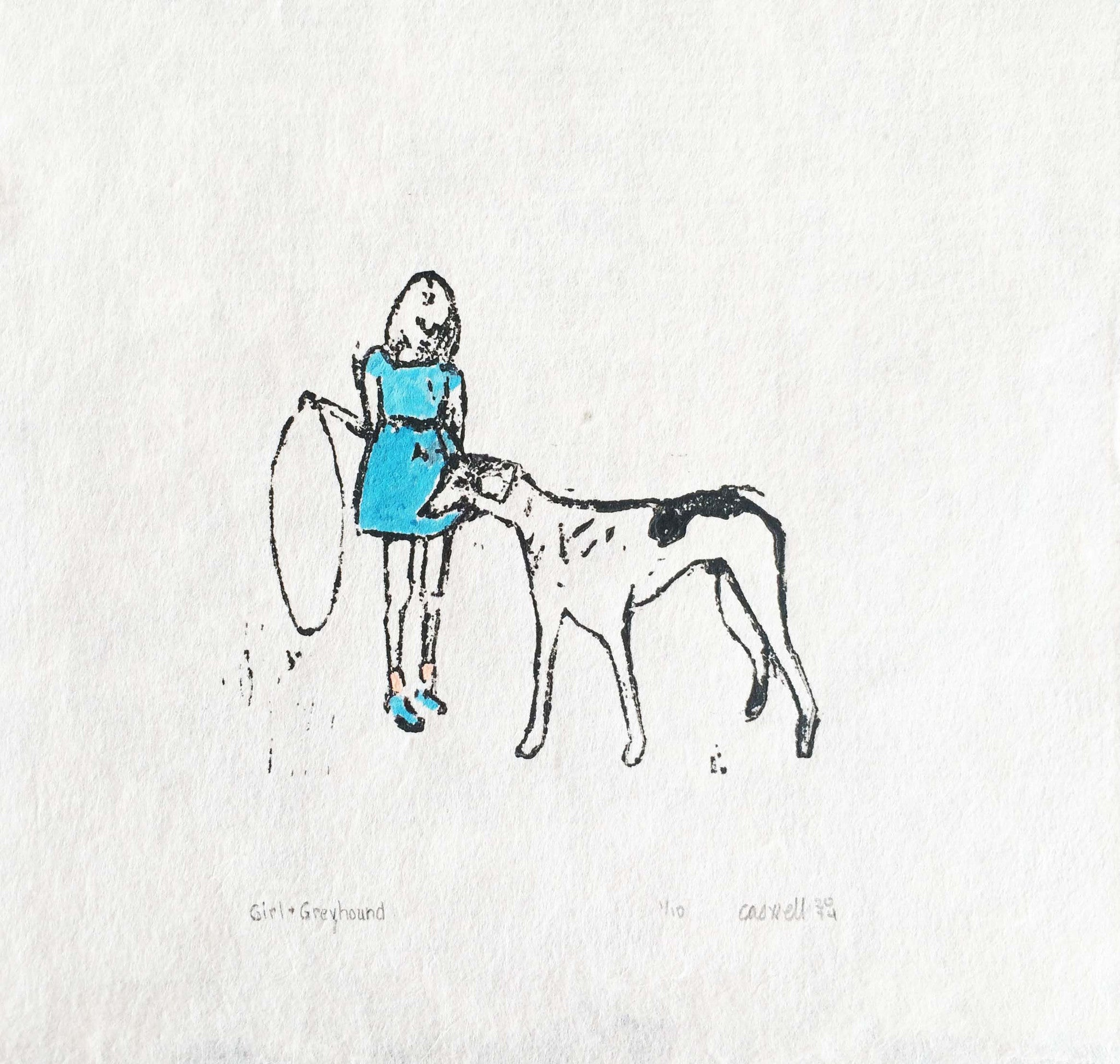 JOANIE CASWELL // GIRL AND HOUND