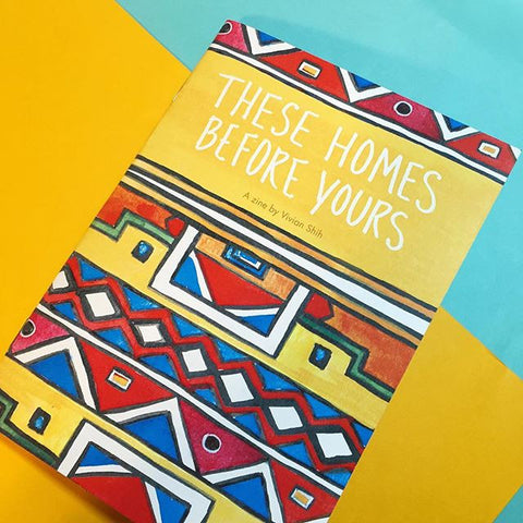 VIVIAN SHIH // THESE HOMES BEFORE YOURS