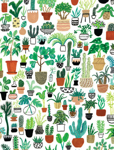 MELINDA BOYCE // PLANT PARTY PRINT