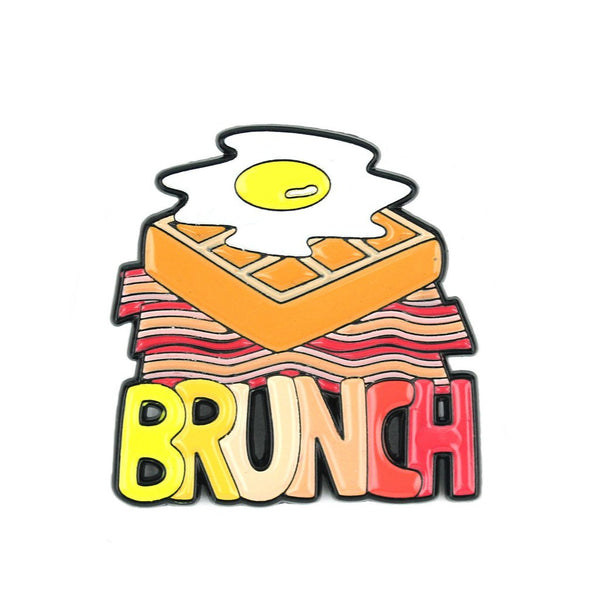 MOKUYOBI THREADS // BRUNCH PIN