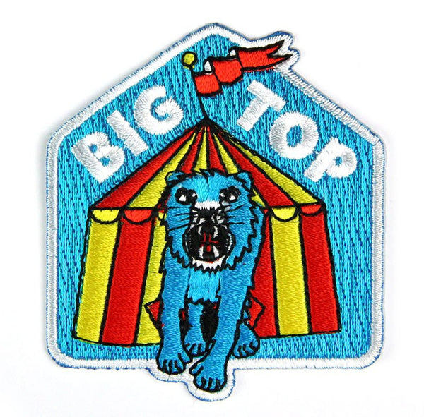 MOKUYOBI THREADS // BIG TOP PATCH