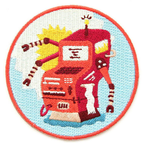 MOKUYOBI THREADS // ROBOT MACHINE PATCH