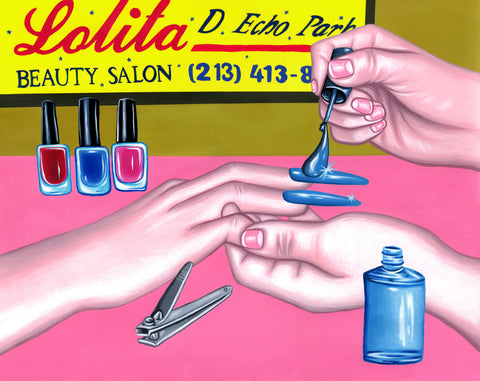 JULIETTE TOMA // NAIL SALON