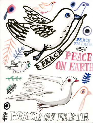 ISA BENISTON // PEACE ON EARTH 1