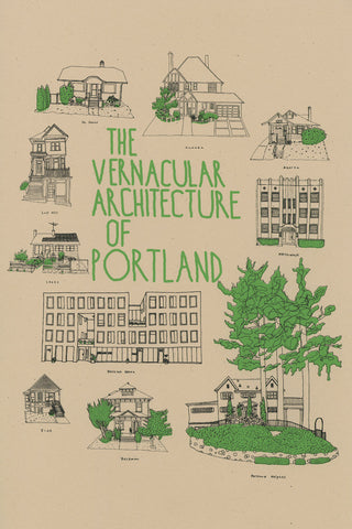 POLKELA // THE VERNACULAR ARCHITECTURE OF PORTLAND